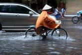 Hà Nội mưa liên tiếp trong vài ngày tới