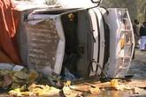 Tai nạn xe buýt kinh hoàng, hơn 50 người thương vong