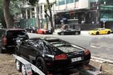 """Đại gia Hiệp gas đem dàn siêu xe """"phơi nắng"""" giữa phố Hà Nội"""
