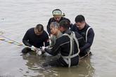Hành khách tuyệt vọng gọi điện cho người thân khi tàu sắp chìm