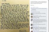 Sự thật về bức thư Lưu Quang Vũ gửi Xuân Quỳnh đang xôn xao dư luận