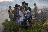 Động đất Nepal: Cơ hội sống sót cho các nạn nhân quá mong manh