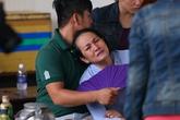 Mẹ Duy Nhân rơi lệ vì con trai muốn ăn bát cháo mẹ nấu phút hấp hối