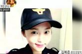 Nữ cảnh sát xinh đẹp có thân hình cực bốc lửa