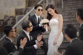 Hoa hậu Trúc Diễm rạng ngời trong ảnh cưới