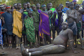 Kỳ lạ vùng đất tôn thờ đàn ông béo bụng như anh hùng