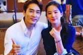 Lưu Diệc Phi - Song Seung Hun xác nhận yêu đương