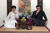 """Vợ nhạc sĩ Dương Thụ: """"Chúng tôi chia nhau làm việc nhà"""""""