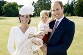 Ảnh mới nhất vô cùng đáng yêu của công chúa nhỏ nước Anh