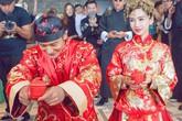 Huỳnh Hiểu Minh phản hồi khi bị đả kích 'đám cưới quá khuếch trương'