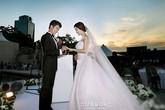 Những khoảnh khắc vàng trong đám cưới tài tử 'Ước mơ vươn tới một ngôi sao'