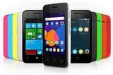 Smartphone chạy được 3 hệ điều hành đầu tiên ra mắt