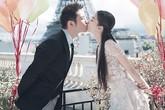 Huỳnh Hiểu Minh và Angela Baby tung bộ ảnh cưới tuyệt đẹp trước giờ thành hôn