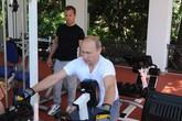 Bí quyết để có thân hình rắn chắc và hấp dẫn của tổng thống Putin