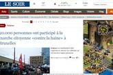 Tòa soạn báo ở Bỉ lại bị dọa đánh bom