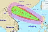 Bão Mujigae có thể đổ bộ Quảng Ninh - Hải Phòng