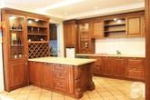 Ngắm căn bếp có giá 560 triệu đồng của biệt thự ở Kim Mã, Hà Nội