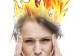 Mãn kinh và bốc hỏa ở phụ nữ