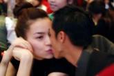 Nụ hôn công khai gây bão của sao Việt khiến dư luận ngưỡng mộ