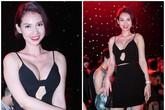 Váy áo sexy của Quỳnh Chi khi tái xuất