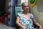 Vợ bị chồng gây tai nạn: Xuống tóc để cầu công bằng