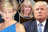 Tỷ phú Mỹ từng tán tỉnh Công nương Diana
