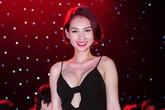 Quỳnh Chi mặc sexy xuất hiện sau khi làm lành với chồng