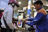 Giá xăng tăng thêm gần 200 đồng/lít từ 15h hôm nay