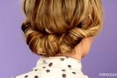 4 cách tạo kiểu giấu tóc bẩn