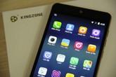 Kingzone N5: Smartphone RAM 2 GB tầm giá 4 triệu đồng