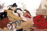 Số phận người đẹp trong cung cấm khi hoàng đế băng hà