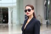 Trương Ngọc Ánh mặc vest sexy đi chấm thi thời trang
