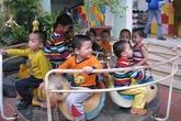 10 bé được giải cứu từ Trung Quốc 2 năm chưa tìm thấy cha mẹ