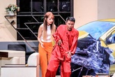 Chi Pu bật khóc vì tình huống khó trên sân khấu Ơn giời