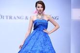 Váy áo rực rỡ trên sàn diễn thời trang Việt