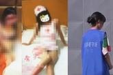 Nữ người mẫu bị bắt khi đang thử váy cưới với bạn trai vì ảnh khiêu dâm