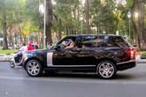 Range Rover hàng hiếm biển trắng giá trên 10 tỷ tại Sài Gòn