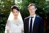 Bóng hồng sau tỷ phú: Cô vợ 'kém xinh' của ông chủ Facebook