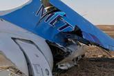 Máy bay xấu số đã bị vỡ trước khi rơi