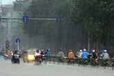 Hôm nay, cả nước tiếp tục có mưa rào và dông