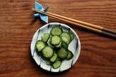 Cách muối chua dưa leo kiểu Nhật