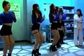 Mỹ nữ nhảy sexy ở phòng cấp cứu, bệnh nhân sắp chết bật dậy