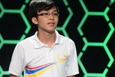 Chân dung nam sinh giành vòng nguyệt quế Olympia 2015