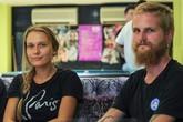 """Lời trần tình của cặp đôi người nước ngoài kêu gọi """"giúp đỡ vì bị cướp"""""""
