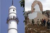 Cận cảnh Nepal trước và sau thảm họa động đất kinh hoàng