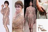 Bóc giá đồ hiệu của mỹ nữ Hàn Tiffany