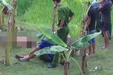 Phát hiện thi thể Phó Bí thư chi bộ gần đứt lìa tay sát ruộng lúa