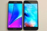 8 điểm Galaxy Note 5 ăn đứt iPhone