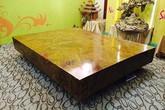 Sập gỗ ngọc nghiến ngàn tuổi tiền tỷ của đại gia Hà Nội