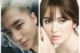 Ảnh ghép Sơn Tùng M-TP và Song Hye Kyo gây tranh cãi